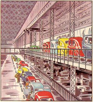Autofabriek