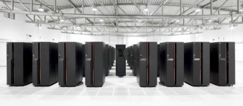 Supercomputerklein